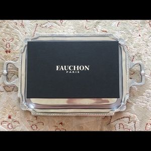 Fauchon Paris Empty Black White Box
